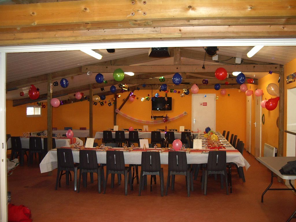 La salle en location en Vendée