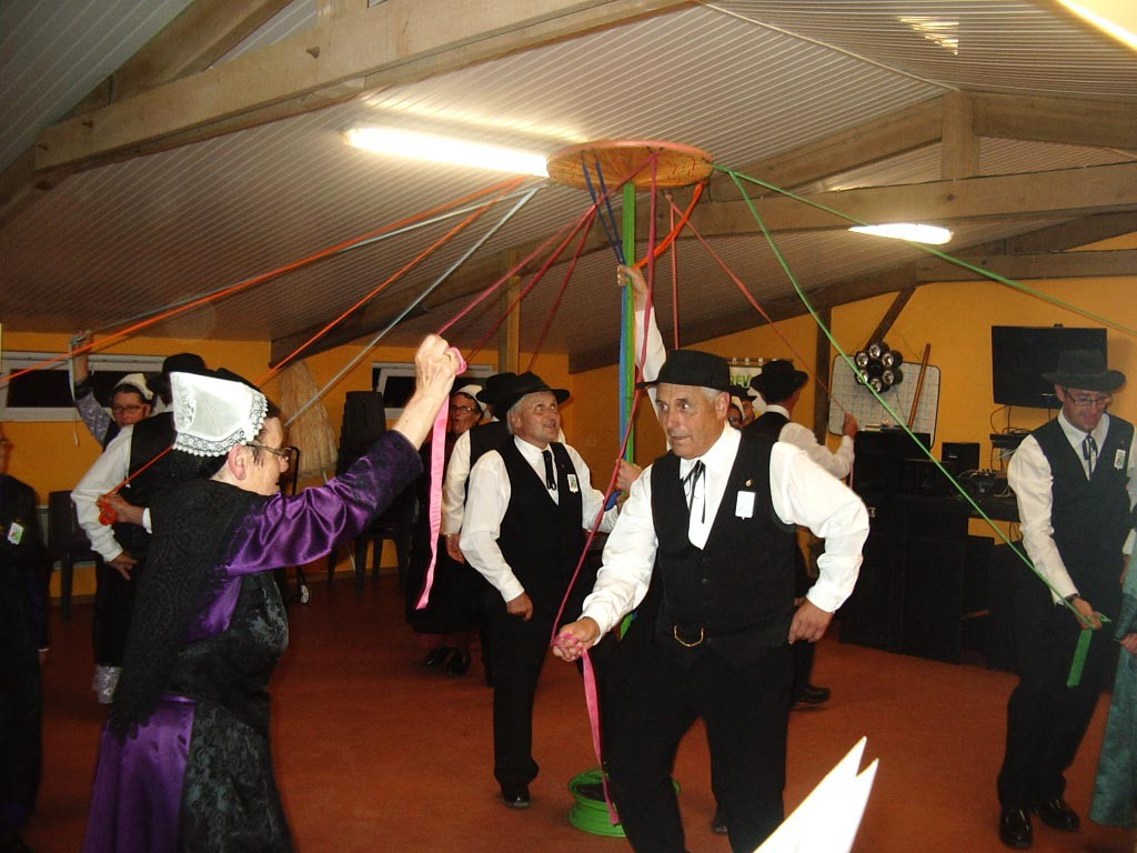 animations folklorique du camping