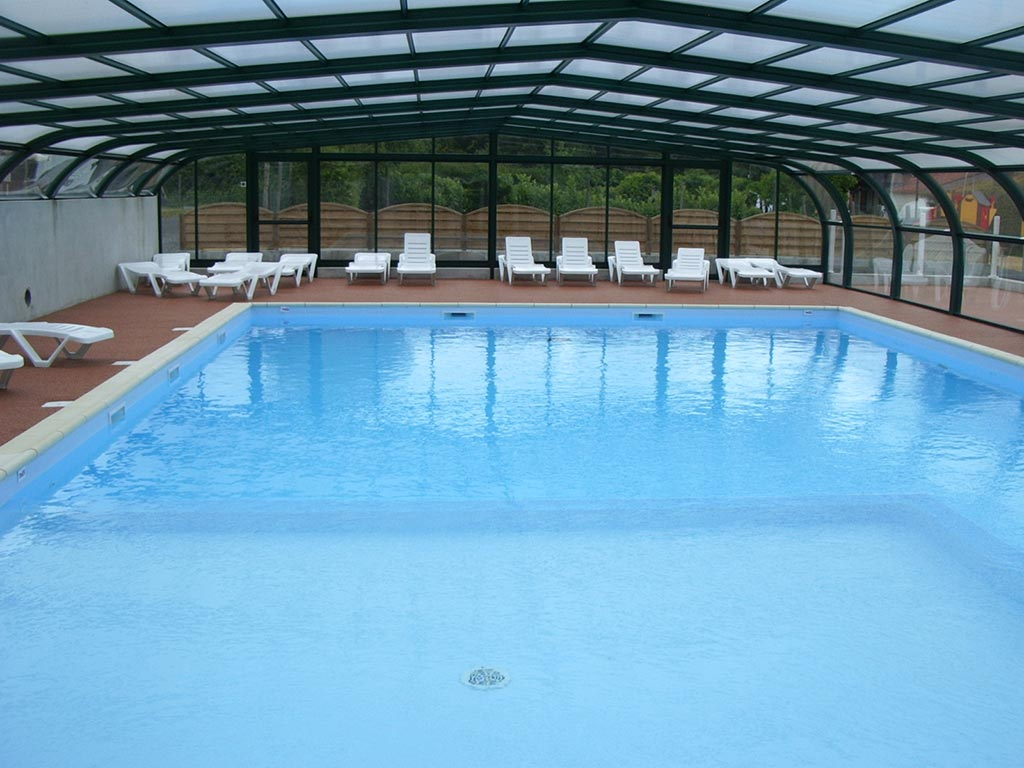 Camping Vendee Avec Piscine Couverte