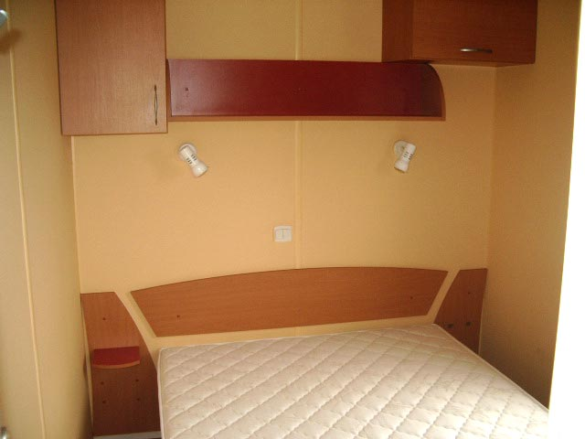 location mobilhome chambre adultes