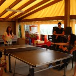 concours ping-pong du camping
