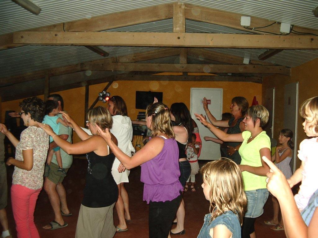 soirée dansante du camping en vendée