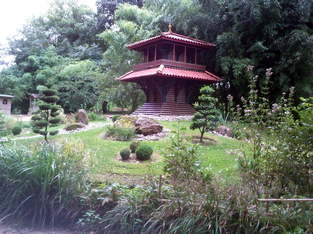 Le jardin des olfacties camping peche ouvert toute l for Jardin ouvert 2016