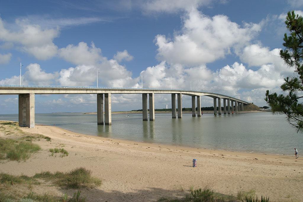 Noirmoutier le pont