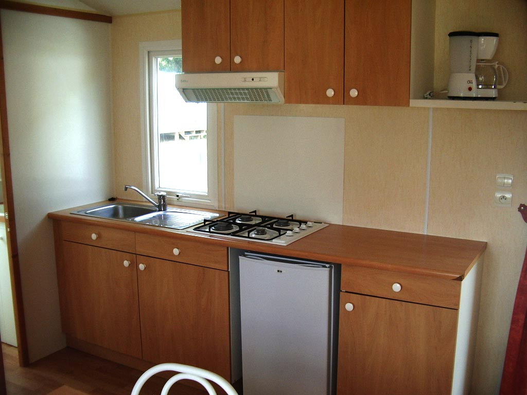 location mobilhome 2 chambres - 6 personnes