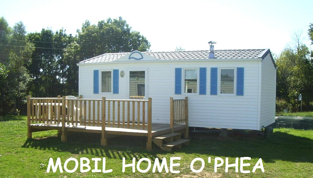 location mobilhome 6 personnes 2 chambres