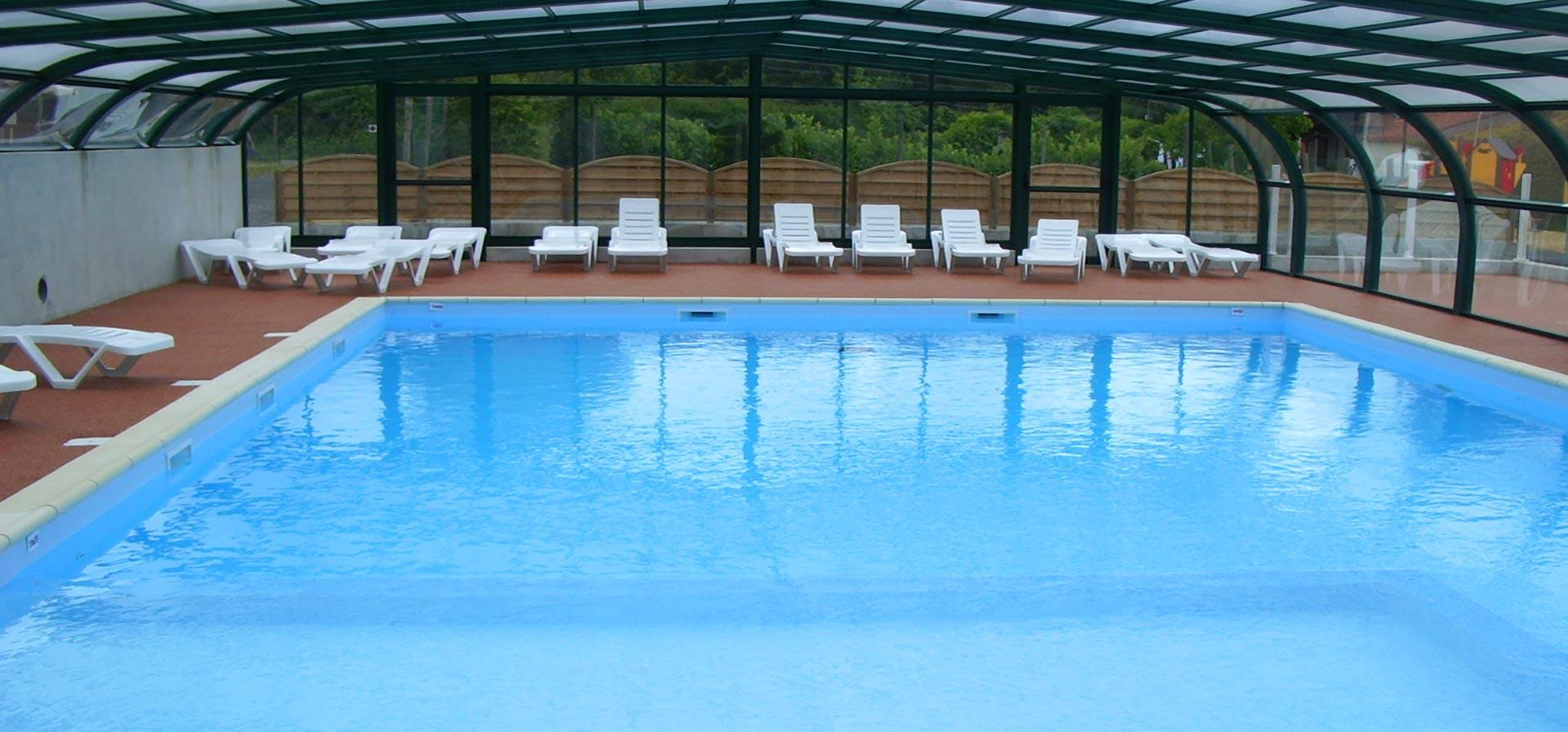 camping vendée piscine couverte et chauffée