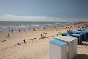 St Jean de Monts plage