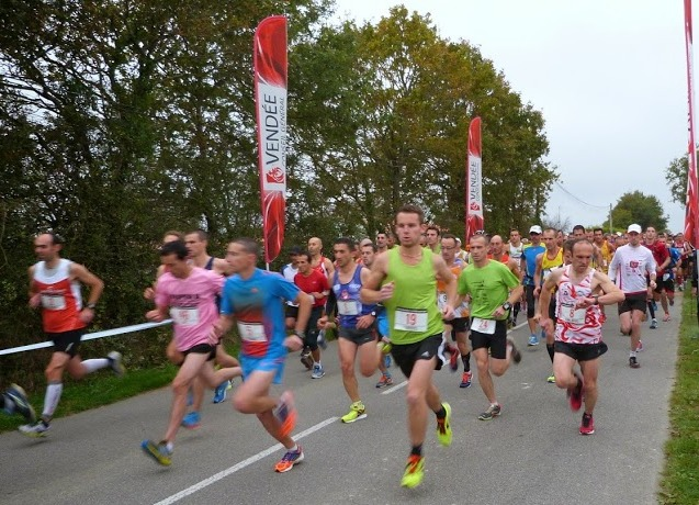 Semi marathon de st Christophe