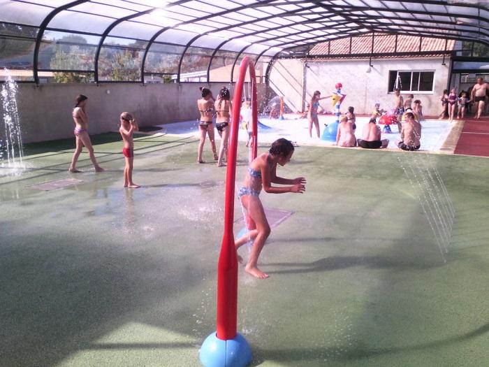 piscine du camping avec promotion de dernière minute