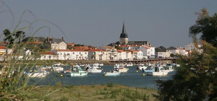 port de Saint Gilles Croix de Vie proche du camping