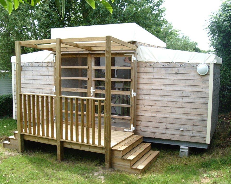 location mobil-home et cabane en Vendée