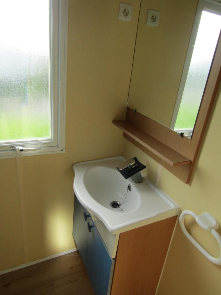 salle de bain mobil home occasion - Camping peche ouvert toute l ...