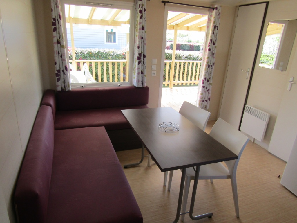 Location mobile home Vendee