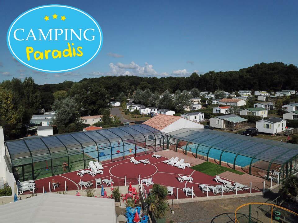 Camping Paradis en Vendée
