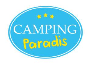 Logo Campîng Paradis 3 étoiles