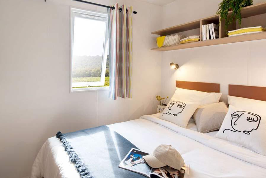 Location mobil home 4 chambres en vendée